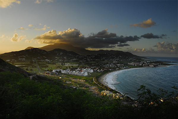 Frigate Bay, St. Kitts. Foto: WilliamTorrillo/www.wikipedia.org